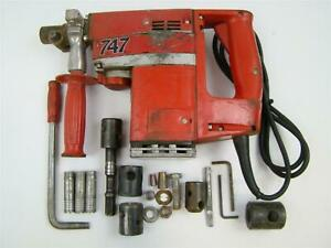 Red Head Drill Kit With Roto Stop Hammers 747