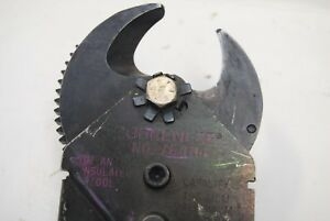 Greenlee 764m4 Ratchet Cable Cutter Used