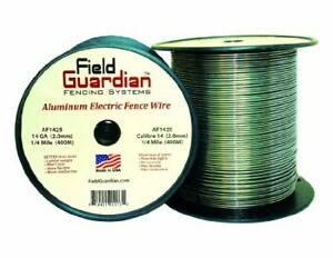 Field Guardian 14 guage Aluminum Wire 1 4 Miles