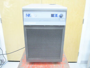Polyscience 6560t11a126c 1 2 Hp Recirculating Chiller Air Cooled 6506t Turbine