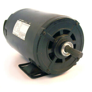 A o Smith 3hp Electric Ac Motor Type Fs Model 327p822