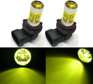 Led 30w 9006 Hb4 Yellow 3000k Two Bulbs Fog Light Plug Play Replacement Lamp Oe
