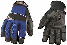 Waterproof Winter Gloves Lined With Kevlar Medium