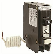 Eaton Cl Series Single Pole Classified Gfci Breaker Self test 120 240 Volt 20