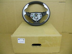 Brand New 2006 2011 Saab 9 3 Leather Steering Wheel Gm 12759377