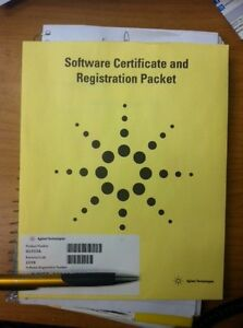 Agilent Technologies G1033a Nist Library Revision 2008 Chemstation Software