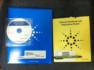 Agilent Technologies G1716aa Deconvolution Reporting Chemstation Software
