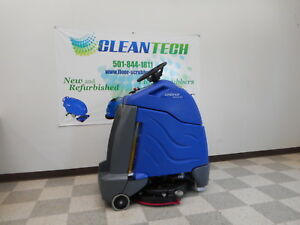 Windsor Chariot Iscrub 20 Csc20 Stand on Floor Scrubber 20