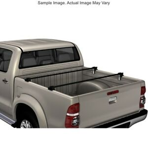 Yakima 8001140 Universal Bedrock Truck Bed Cross Bars