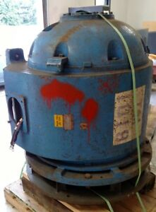 General Electric tri Clad 300 Hp Induction Motor 2300 V 1180 Rpm