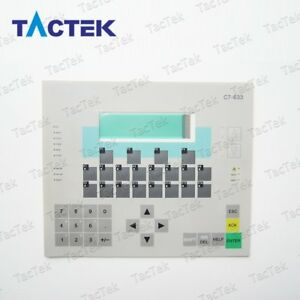 Membrane Keypad Switch Keyboard For 6es7633 1df00 0ae3 C7 633