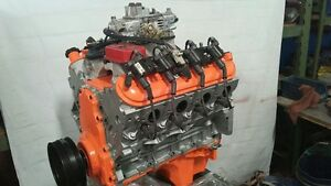 Reman Chevrolet 5 3 327 Ls Long Block Or Complete 455 Hp Free Usa Ship Chevy