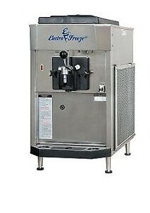 Electrofreeze Cs 700 Counter Top Shake Freezer Acai Machine