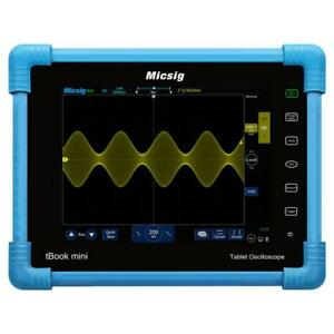 Micsig To1152 8 High Accuracy Tablet Oscilloscope 150mhz 2ch 1g S s Sample Rate
