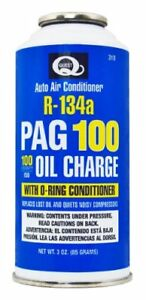 Quest R 134a With Pag Oil Air Conditioner Recharge Kit