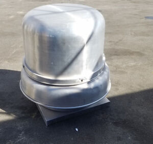 Penn Commercial Power Ventilator Exhaust Fan Kitchen Roof Restaurant Hvac Dx11b