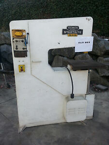 Kalamazoo Startrite Metal Band saw 24 v 10 3 Phase used Vertical Bandsaw