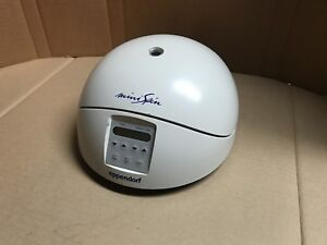 Eppendorf Minispin 5452 Centrifuge Fully Functional With F45 12 11 Rotor