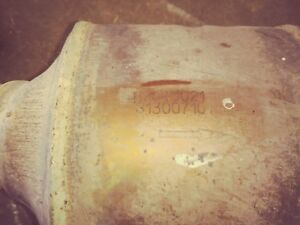 Scrap Catalytic Convertr Oem 100 Full Gm 12643021 Free Shipping