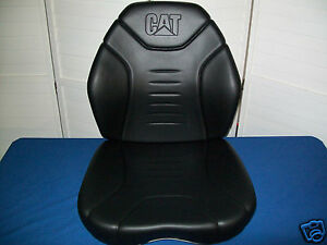 Cat Skid Steer Seat Cushion Kit Multi Terrain Loader Caterpillar 267 277 287 262