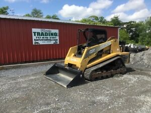 2005 Asv Rc85 Tracked Skid Steer Loader New Tracks