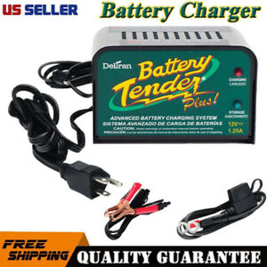 Super Smart 1pk Volt Battery Tender Plus Battery Charger 021 0128 Maintainer 12v