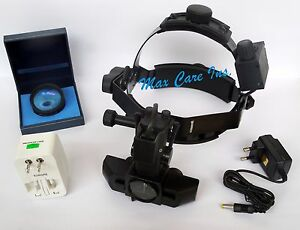 Indirect Ophthalmoscope With 20d Aspheric Lens
