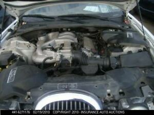 2000 2001 Jaguar S Type 3 0l V6 Engine Motor 98k Tested Warranty 323551