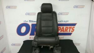 15 Ford Explorer Front Right Passenger Bucket Seat Black Leather