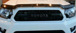 Genuine Toyota Trd Pro Black Front Grille For The Toyota Tacoma new Oem