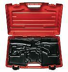 Hilti 438892 Kit Box For 1 2 14v Or 18v Tools Cordless Systems 1 Pc
