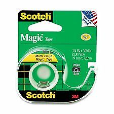 Case Of 144 Scotch Magic Transparent Tape Price Is For 144 Rolls