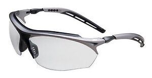 3m Clear Safety Glasses Anti fog Half frame Price Is For 1 Case