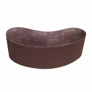 Norton 78072727961 Sander Belts Size 4 X 36 50 x Grit Price Is For 10 Ea