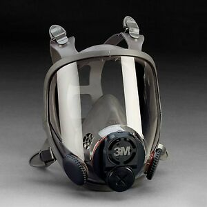 Full Face Respirator M 6000 Series Price Is For 1