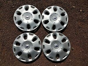 Set Of 4 New 2010 2011 2012 2013 Transit Connect 15 Hubcaps Wheel Covers 7051