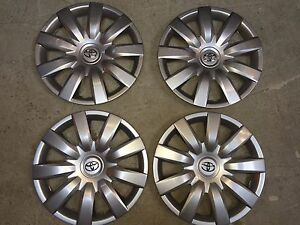 Set Of 4 61136 Toyota Camry 2004 2005 2006 15 Inch Hubcaps Wheelcovers New