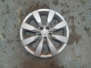 1 New 2014 14 2015 15 2016 16 Corolla 16 Hubcap Wheel Cover 61172