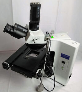Olympus Microscope Bx41tf Science Laboratory Healthcare Medical Equipment