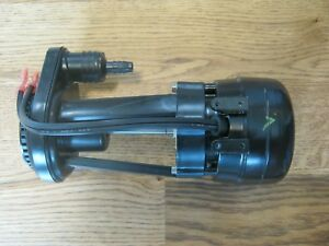 New Morrill Motors Msp Water Pump 115vac 36amps Manitowoc Ice Machine Motor