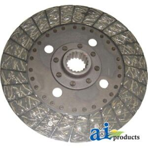 Sba320400160 Pto Clutch Disc For Ford New Holland Compact Tractor 1910 2110