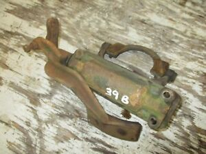 1939 John Deere B Clutch Engagement And Brake Assemply Antique Tractor