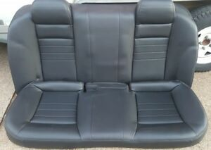 Dodge Charger Rear Seats Local Pickup Only No Shipping