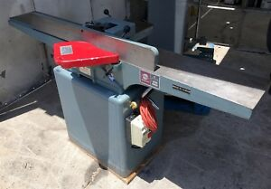 Nice Geetech 8 Ct 200 Heavy Duty Woodworking Jointer 2hp Single Phase
