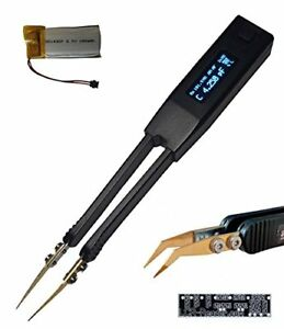 Smart Tweezers St5 s Professional Lcr Meter With Extra Battery And Ergonomic