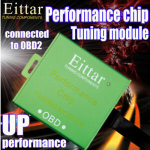 Car Obd 2 Obdii Performance Chip Tuning Module Save Fuel For Honda Civic 2003