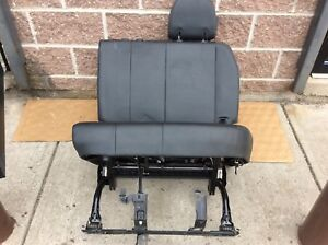 11 2011 Toyota Sienna Rear Left 3rd Row Seat Without Center Headrest E