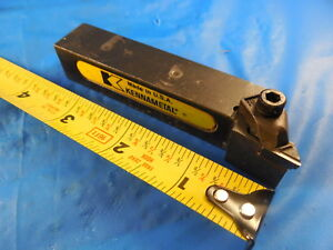 Kennametal Nell 1205 3 4 Square Lathe Tool Holder Machine Shop Tooling