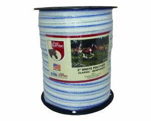 Field Guardian Classic Reinforced Polytape 2 inch White