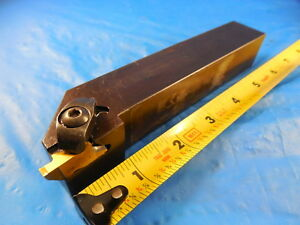 Nice Kennametal Nsr 163d 1 Square Shank Top Notch Style Tool Holder Machinist